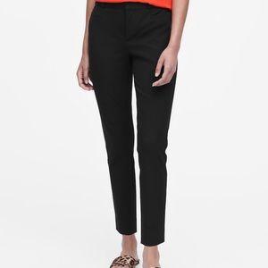 Banana Republic Sloan Skinny Black Pants Size 2